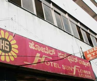 Hotel SunFlower,Bangalore
